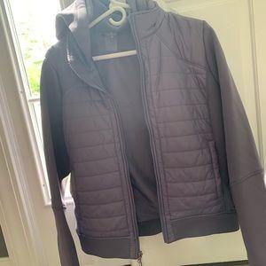 Calia coat great purple color